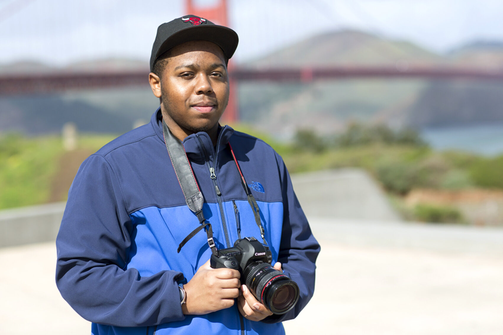 De'Andre Armstrong, University of San Francisco Class of 2016, Media Studies & Film